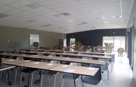 Salle Showroom : capacité 150 personnes
