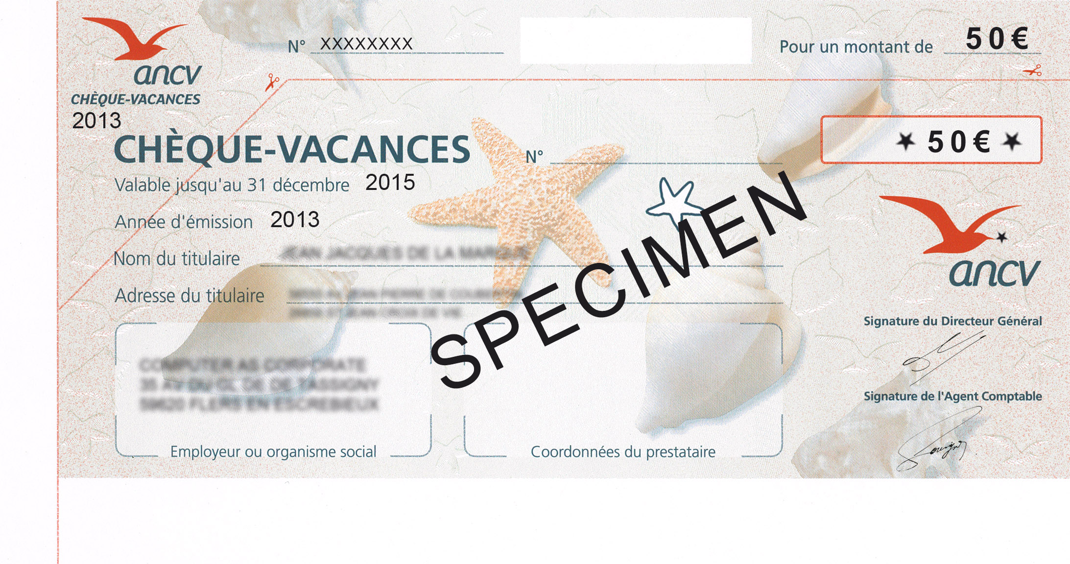Difference coupons sport et cheques vacances